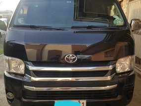 2nd-hand Toyota Hiace 2015 for sale in Marikina