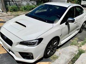 2017 Subaru Wrx for sale in Taguig