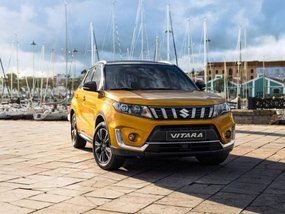 Suzuki Vitara gets facelifted for the model year 2020!