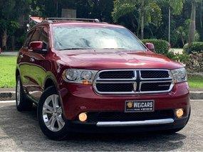 2014 Dodge Durango for sale in Quezon City