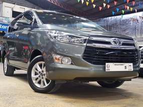 2018 Toyota Innova 2.8 G Diesel Automatic with Casa Warranty