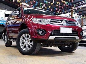 2014 Mitsubishi Montero Sport 2.5 GLS V Diesel Automatic Complete Casa Records