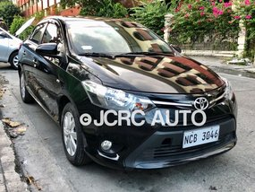 Black 2017 Toyota Vios at 13000 km for sale