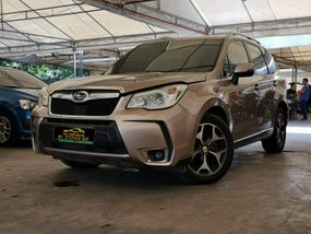 2013 Subaru Forester 2.0L XT Turbo AWD