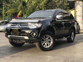 2014 Mitsubishi Montero Sport GLSV Automatic Diesel