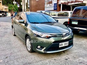 2018 Toyota Vios 1.5G Automatic