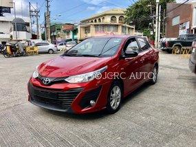 2018 Toyota Vios 1.3E Prime Automatic
