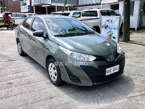 2019 VIOS 1.3 XE AUTOMATIC