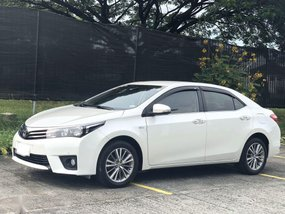 Toyota Corolla Altis 2016 for sale in Parañaque