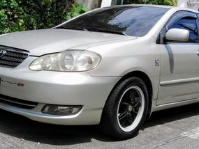 Selling Toyota Altis 2006 in Antipolo