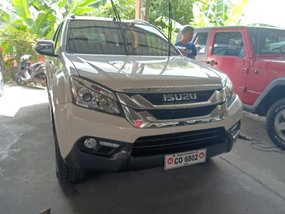 Isuzu Mu-X 2016 for sale in Pasig
