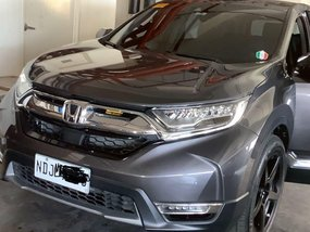 Used Honda CR-V 2018 for sale in Manila