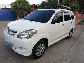 Sell White 2007 Toyota Avanza in Cebu