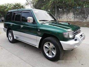 Selling Green Mitsubishi Pajero 1999 in Cebu