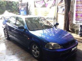 1998 Honda Civic Manual Gasoline for sale