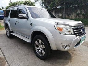 Sell Silver 2010 Ford Everest in Cebu