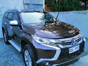 2016 Mitsubishi Montero Sport for sale in Cavite