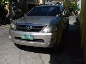 2007 Toyota Fortuner for sale in Paranaque
