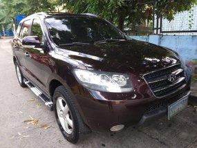 Hyundai Santa Fe 2009 for sale in Quezon City
