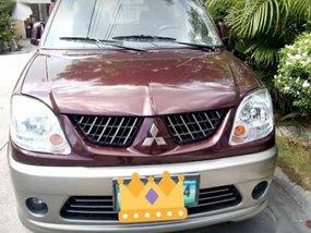 2013 Mitsubishi Adventure for sale in Tanauan