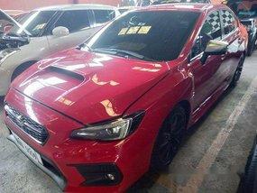 Selling Red Subaru Wrx 2018 in Quezon City
