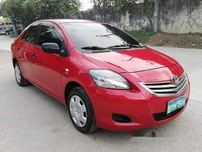 Red Toyota Vios 2012 for sale in Cebu