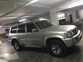 2005 Nissan Patrol at 80000 km for sale