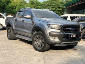 2016 Ford Ranger for sale in Mandaluyong