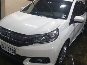 2017 Honda Mobilio for sale in Pasig