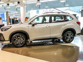 Motor Image Subaru introduces the Forester GT 2020