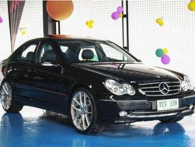 2003 Mercedes-Benz C200 for sale in Quezon City