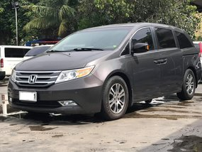 Cheapest in the market! 2013 Honda Odyssey Full Option Automatic all power