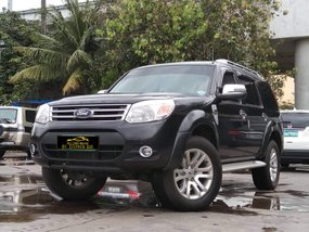 2013 Ford Everest 4x2 2.5L Diesel