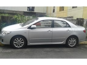 FOR SALE 2008 TOYOTA COROLLA ALTIS P350,000.00
