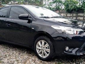Black Toyota Vios 2017 Automatic
