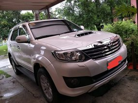 Toyota Fortuner 2014 A/T 4x2 for sale in Iloilo City