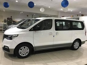 Sell White 2019 Hyundai Starex in Quezon City