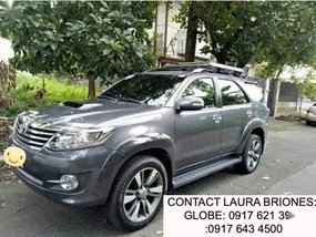 2015 Toyota Fortuner for sale in Muntinlupa