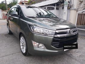 Used Toyota Innova 2019 for sale in Quezon City