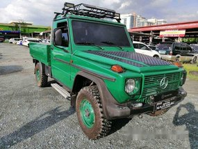 Sell Green 1994 Mercedes-Benz G-Class in Pasig