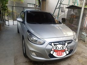 2013 Hyundai Accent for sale in Bulacan