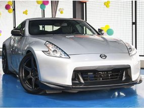 Sell 2010 Nissan 370Z Coupe in Quezon City