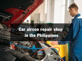 List of popular car aircon repair shops in the Philippines