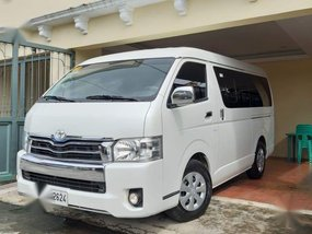 2015 Toyota Hiace for sale in Manila