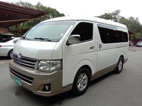 2013 Toyota Hiace for sale in Manila
