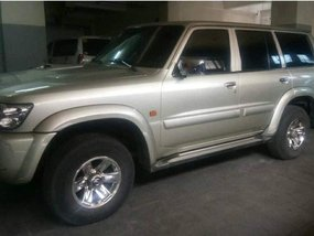 Second-hand Nissan Patrol 2003 for sale in Jose Abad Santos