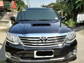 Used Toyota Fortuner 2015 for sale in Manila
