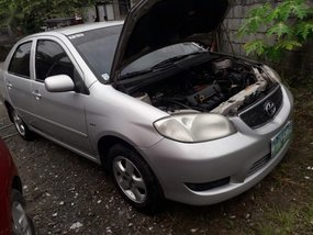 Used Toyota Vios E Model 2004 for sale in Pulilan