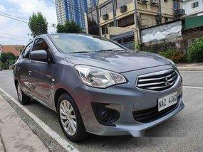 Selling Grey Mitsubishi Mirage G4 2018 Automatic Gasoline at 8000 km