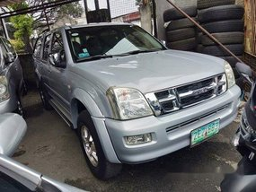 Sell Silver 2006 Isuzu D-Max in Quezon City